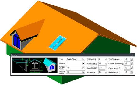ZWCAD Architecture 2015