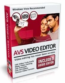 AVS Video Editor v8.1.1.311