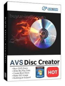 AVS Disc Creator v5.2.6.540