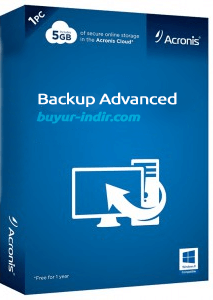 Acronis Backup Advanced v11.7.50058 + Bootable ISO