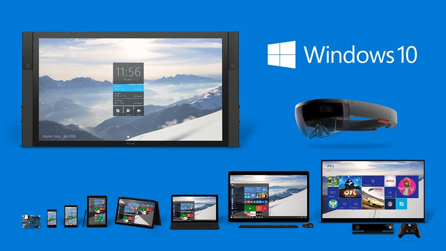Windows 10 Insider Preview Türkçe 32-Bit