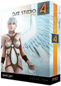 DAZ Studio Pro v4.12.1.118