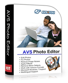 AVS Photo Editor v2.3.5.151