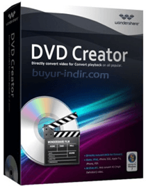 Wondershare DVD Creator v3.8.0.3 + İçerik Paketi