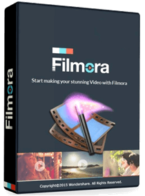 Wondershare Filmora v9.1.4.12 (x64) Türkçe