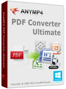 AnyMP4 PDF Converter Ultimate v3.1.88 Katılımsız