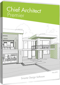 Chief Architect Premier X8 v18.3.2.2 (x64)