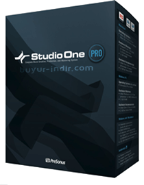 PreSonus Studio One Professional v4.5.1.52729