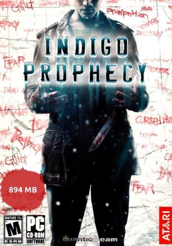 Fahrenheit: Indigo Prophecy Rip