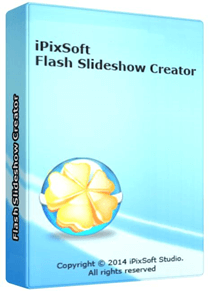 iPixSoft Flash Slideshow Creator v4.5.1.0 + İçerik Paketi