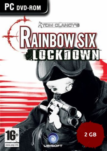 Tom Clancy's Rainbow Six: Lockdown Rip