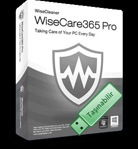 Wise Care 365 Pro v4.18.404 Türkçe Portable