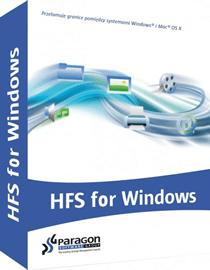 Paragon HFS+ for Windows 10 v10.5.0.133