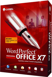 Corel WordPerfect Office X7 Pro v17.0.0.366 Full
