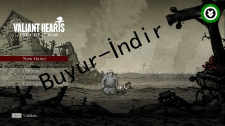 Valiant Hearts: The Great War - Oyun Kurulumu