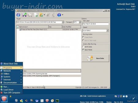 Active Boot Disk Suite v10.0.3.1