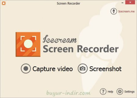IceCream Screen Recorder Pro v3.66 Türkçe