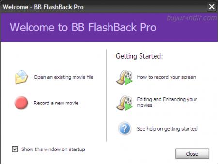 BB FlashBack Pro v5.8.0 Katılımsız