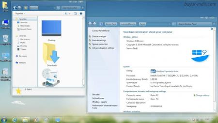 Windows 9 İkon Paketi Katılımsız