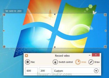 IceCream Screen Recorder Pro v5.30 Türkçe