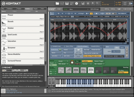 Native Instruments Kontakt v5.5.2