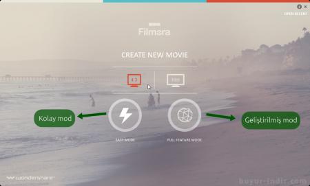 Wondershare Filmora - Program İncelemesi