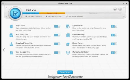 PhoneClean PRO v3.6.2