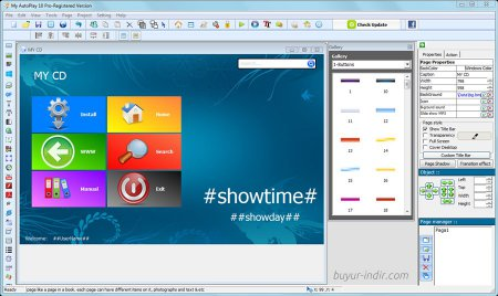 AutoPlay Menu Builder v7.3.0 Katılımsız