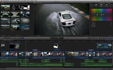 Final Cut Pro X 10.2.1 for MAC