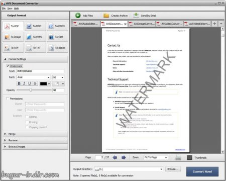 AVS Document Converter v3.0.3.240