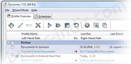 Syncovery Pro v7.61d.419 (x86 / x64)