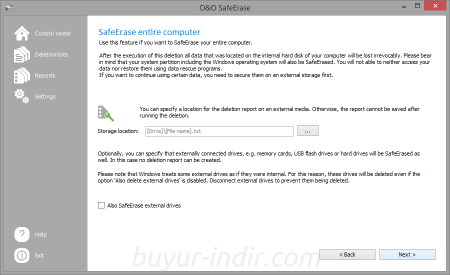 O&O SafeErase Professional / Server / Workstation v8.10.240