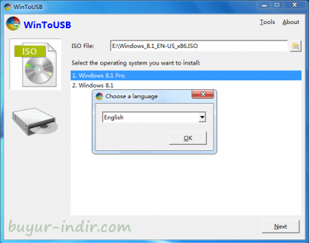 WinToUSB Enterprise v3.7