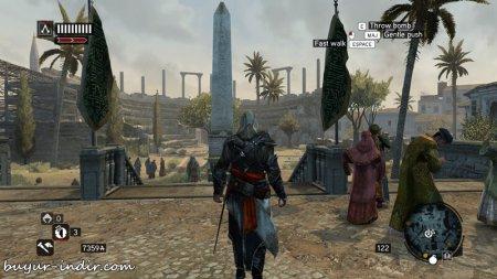 Assassin's Creed: Revelations - Oyun İncelemesi