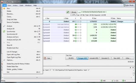 GoodSync Enterprise v9.9.20 Türkçe