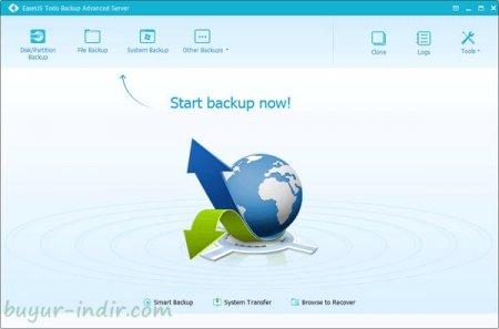EaseUS Todo Backup Advanced Server v9.2