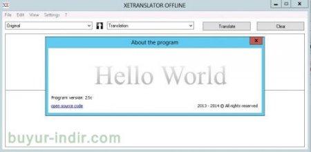 XEtranslator Offline v3.4 Türkçe