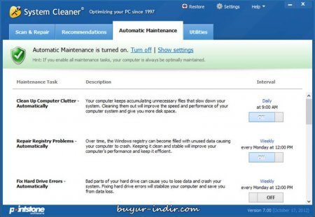 Pointstone System Cleaner v7.7.34.730