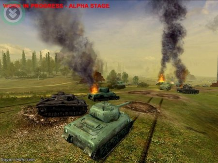 Panzer Elite Action: Fields of Glory Rip