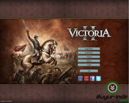 Victoria 2 - Resimli Oyun Kurulumu