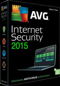 AVG Internet Security 2015 v15.0.6030 Türkçe Katılımsız