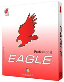 CadSoft Eagle Professional v7.6.0