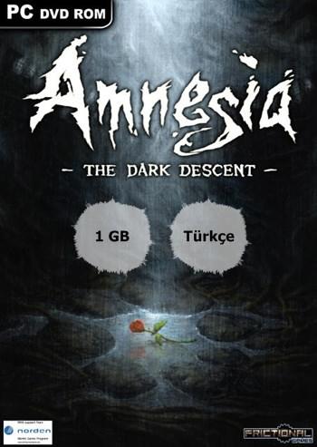 Amnesia: The Dark Descent Türkçe