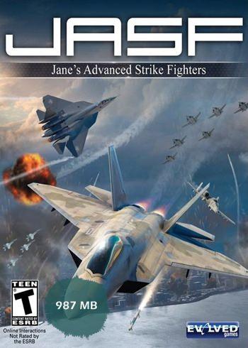 Jasf Jane's Advanced Strike Fighters