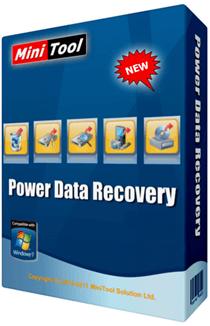 MiniTool Power Data Recovery v8.8