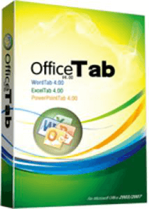 Office Tab Enterprise v14.00 Türkçe