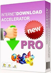 Internet Download Accelerator Pro v6.7.1 Türkçe Full