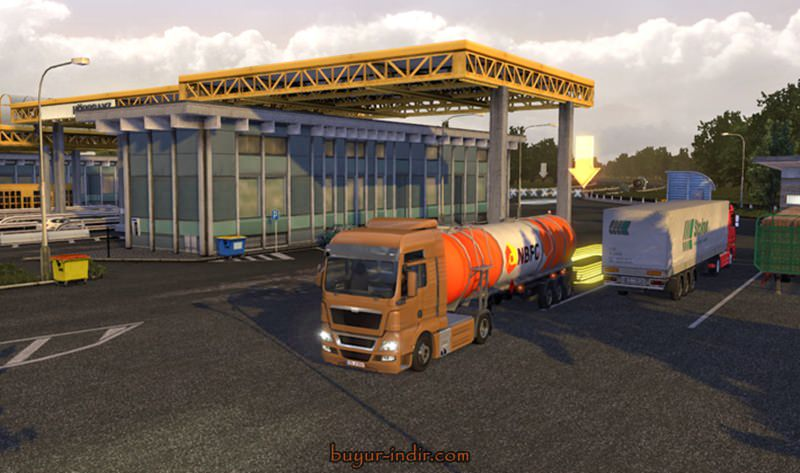 Truck And Trailers Tek Link Pc Full Indir