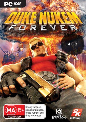 Duke Nukem Forever Türkçe