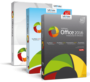 SoftMaker Office 2016 (rev 757.0510) Türkçe